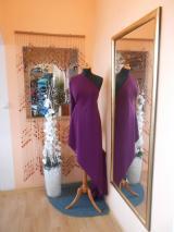 kostýmovka splývavá,elastická,ostružinová-Efes