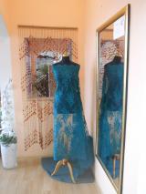 tyl-smaragdový